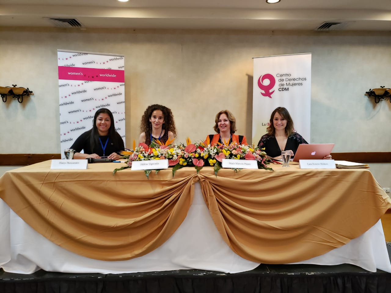 Reseña: La Red En Tegucigalpa