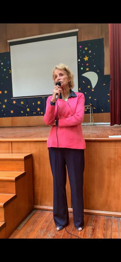 Rosario: La Red Presente Sensibilizando Contra La Violencia En Las Jornadas De ESI