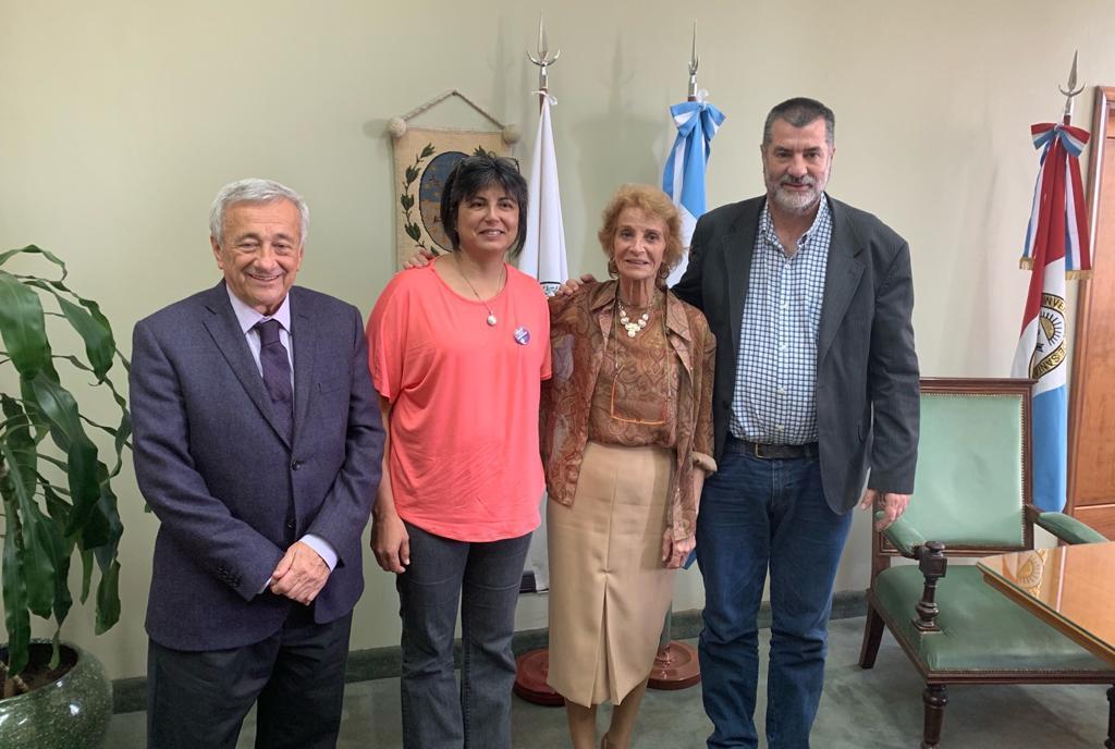 La Dra. Gastaldi Mantuvo Una Reunión Con Los Padres De Micaela García