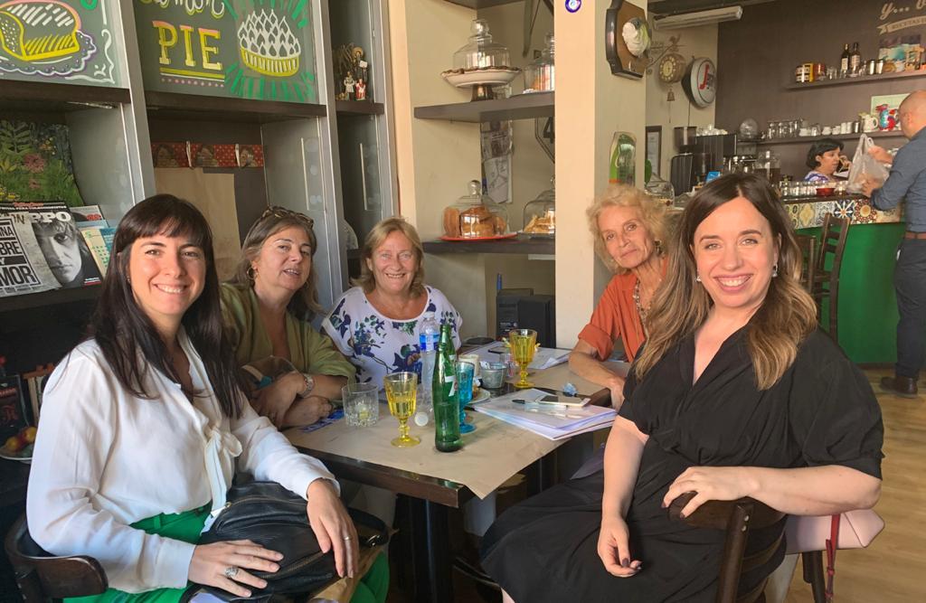 Desayuno De Trabajo: Reencuentro Entre Socias Y Desafíos Para El Año Que Comienza